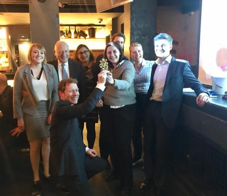 'We won once'... win twice at ALEP Annual Quiz