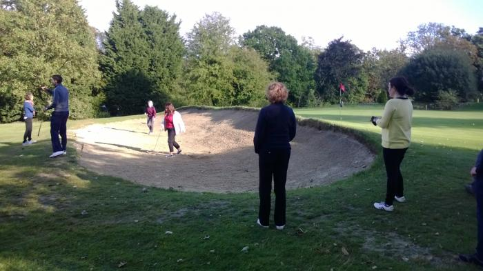 Kerry London Golf Day & Novice Event Enjoyed by all!