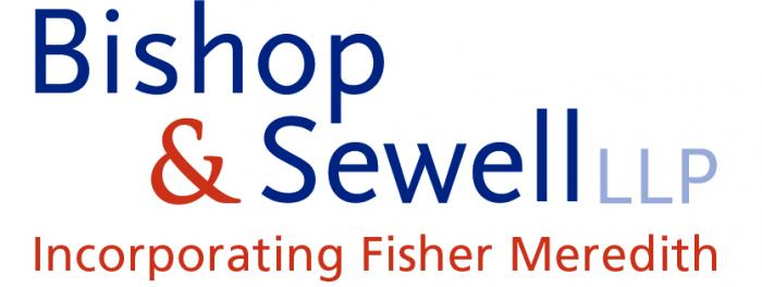 BISHOP & SEWELL AND FISHER MEREDITH AGREE TO MERGE