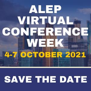 ALEP announces dates for Autumn Conference Week