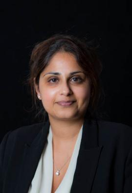 ALEP welcomes Yashmin Mistry to the Committee