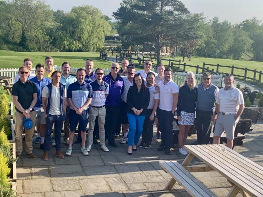 ALEP members bring their A Game to Warley Park for Annual Golf Day