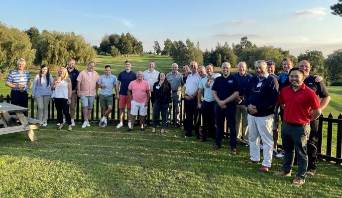 ALEP members enjoy sunshine and good company at 10th annual Golf Day