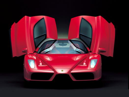 Win a Ferrari drive for nominating in the ERMAs