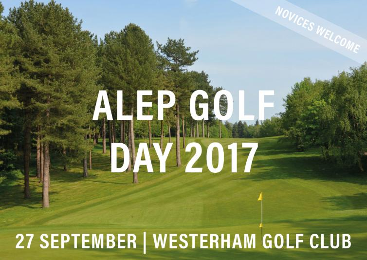 ALEP Golf Day 2017 - Westerham Golf Club Image