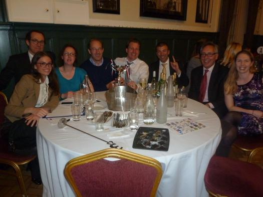 Brainteasers at Bank! ALEP's Annual Quiz Night!